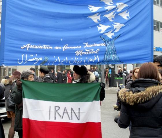 Association des femmes Iraniennes Montreal